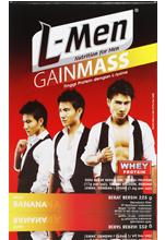 Susu L-Men Yang Cocok Untuk Menambah Berat Badan