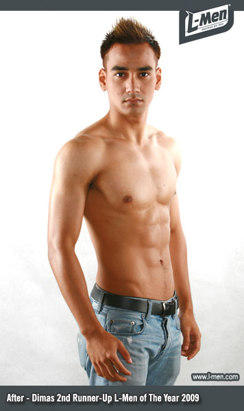 Dimas 2nd Runner Up LOTY 2009