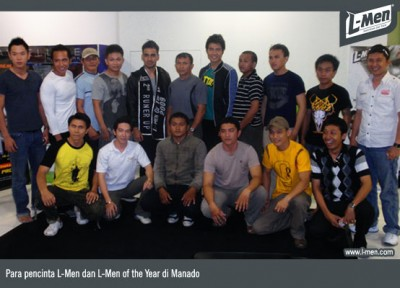 "NEWS - II/2010 - ""Meet and Greet"" L-Men Community Manado"