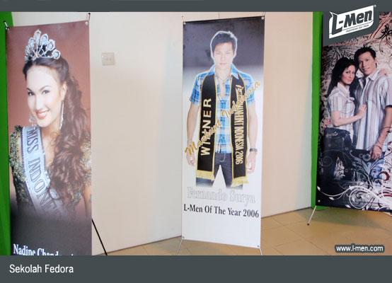 Sekolah Fedora bekerja sama dengan Yayasan Puteri Indonesia