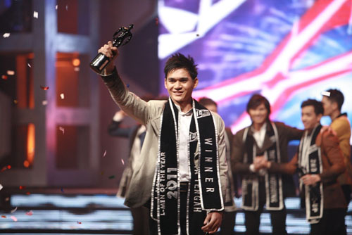 Fitnes ala Pemenang L-Men of the Year 2011, suplemen, sixpack