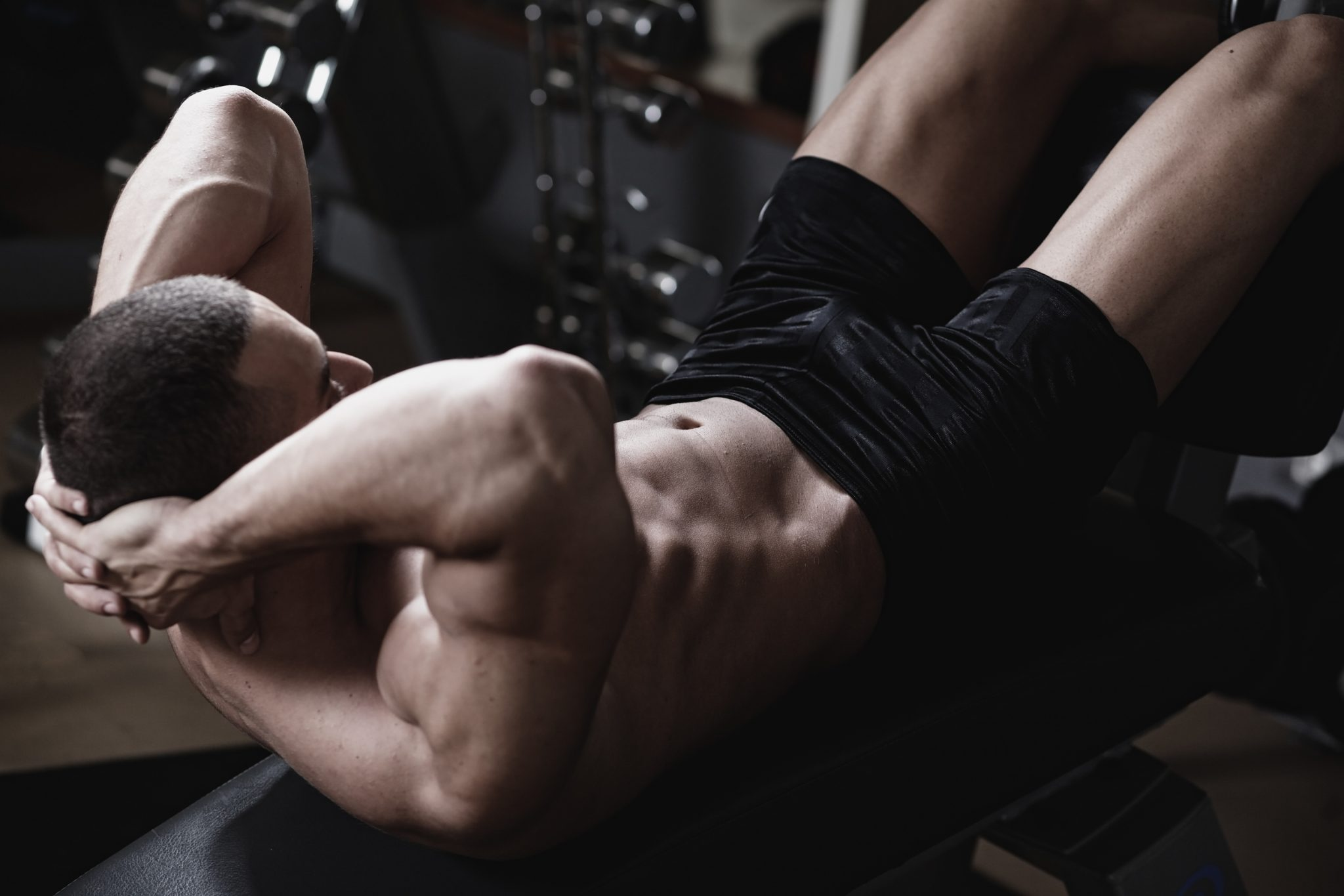 cara membentuk dan membesarkan otot lengan perut tubuh l men