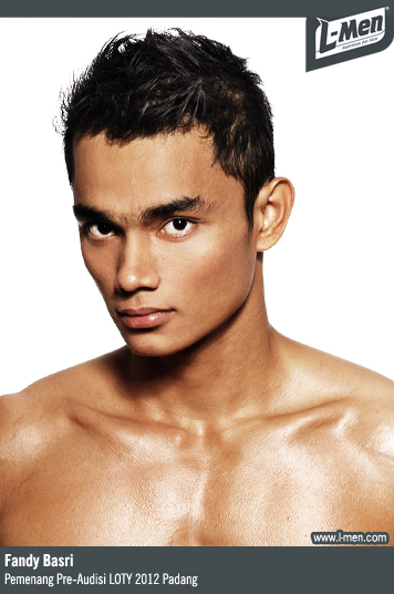 Fandy Basri - Pemenang Pre-Audisi L-Men of the Year 2012 Padang