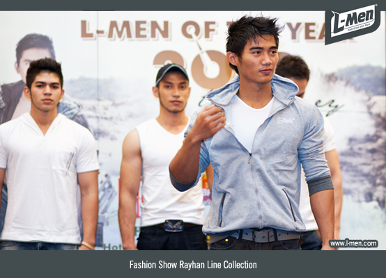Fashion Show Rayhan Line Collection 2012