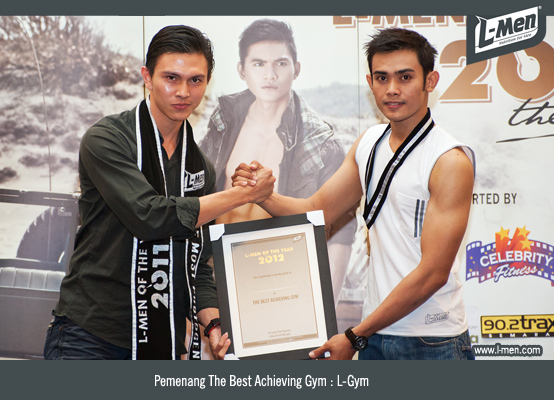 Pemenang The Best Achieving Gym: L-Gym