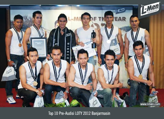 Top 10 Pre-Audisi LOTY 2012 Banjarmasin