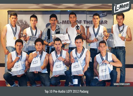 Top 10 Pre-Audisi LOTY 2012 Padang