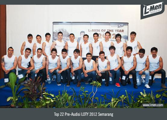 Top 22 Pre-Audisi LOTY 2012 Semarang