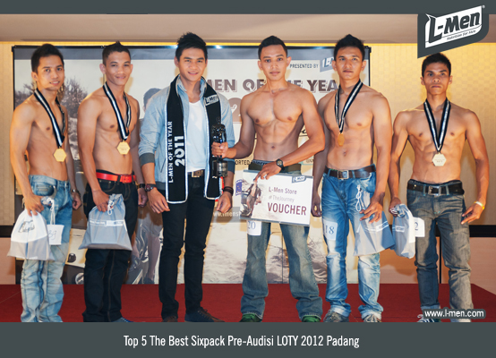 TOP 5 The Best Sixpack Pre-Audisi LOTY 2012 Padang