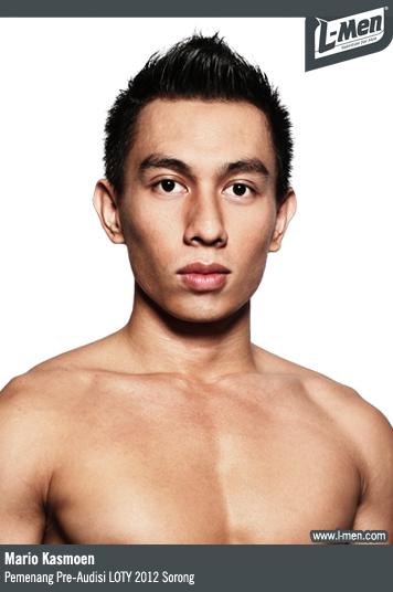 Mario Kasmoen - Pemenang Pre-Audisi LOTY 2012 Sorong
