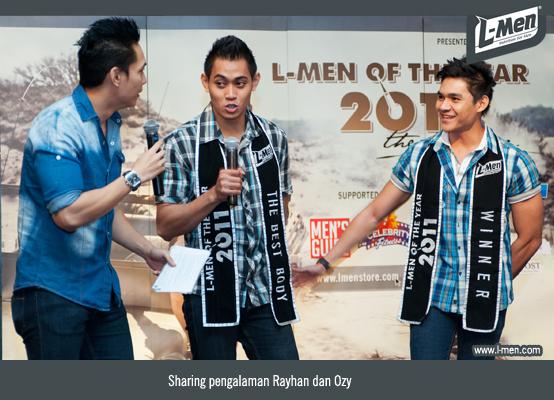 Sharing pengalaman Rayhan dan Ozy