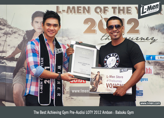 Pemenang The Best Achieving Gym Pre-Audisi LOTY 2012: Babuku Gym