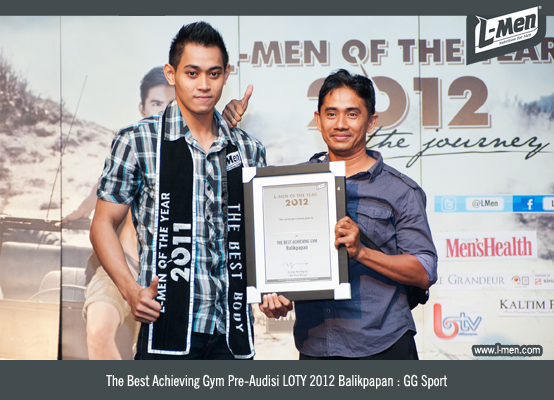 Pemenang The Best Achieving Gym Pre-Audisi LOTY 2012: GG Sport