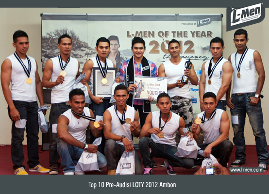 Top 10 Pre-Audisi LOTY 2012 Ambon