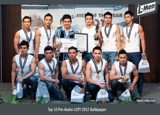 Top 10 Pre-Audisi LOTY 2012 Balikpapan
