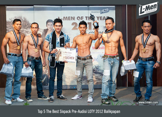 TOP 5 The Best Sixpack Pre-Audisi LOTY 2012 Balikpapan