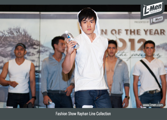 Fashion Show Rayhan Line Collection