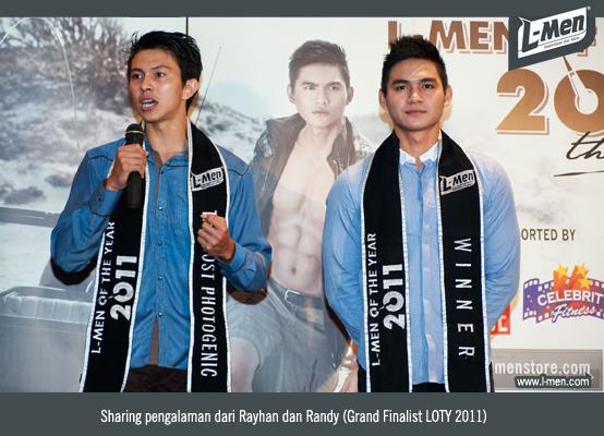Sharing pengalaman dari Rayhan dan Randy (Grand Finalist LOTY 2011)