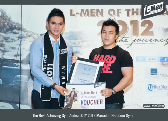 The Best Achieving Gym Audisi LOTY 2012 Manado