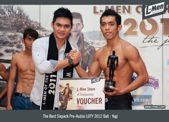 The Best Sixpack Pre-Audisi LOTY 2012 Bali: Yogi