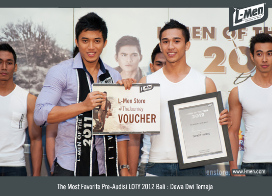 The Most Favorite Pre-Audisi LOTY 2012 Bali: Dewa Dwi Temaja