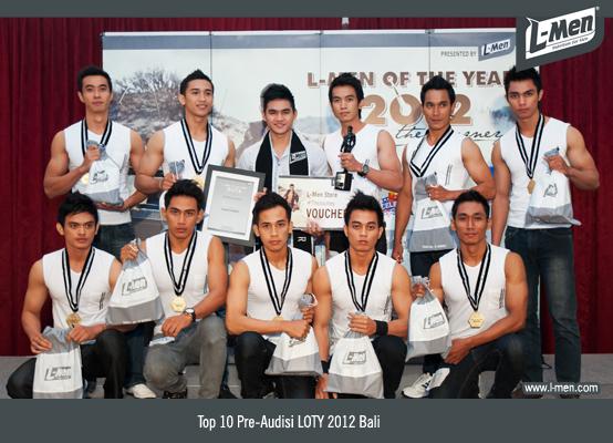 Top 10 Pre-Audisi LOTY 2012 Bali