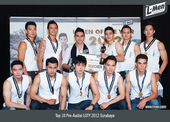 Top 10 Pre-Audisi LOTY 2012 Surabaya