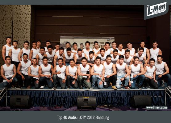 Top 40 Audisi LOTY 2012 Bandung