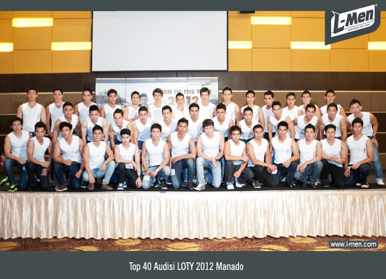 Top 40 Audisi LOTY 2012 Manado