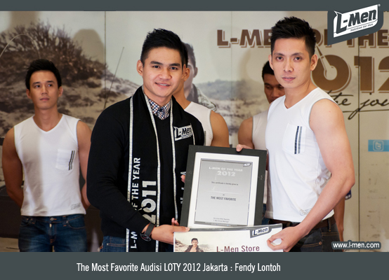 The Most Favorite Audisi LOTY 2012 Jakarta
