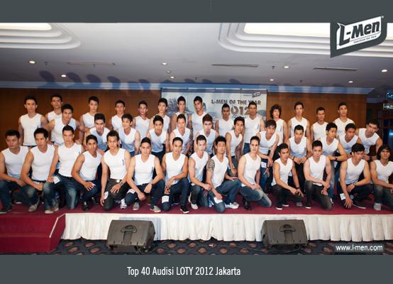 Top 40 Audisi LOTY 2012 Jakarta