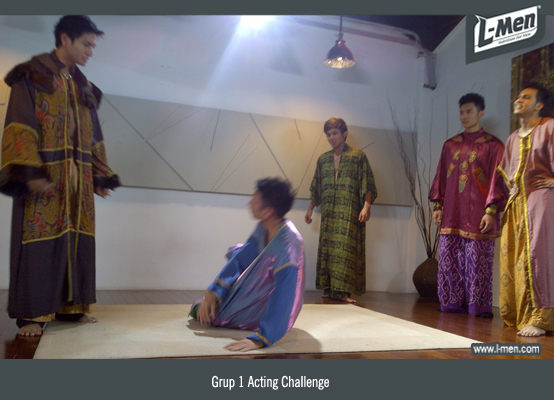 Grup 2 Acting Challenge