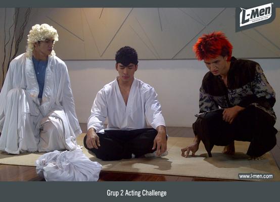 Grup 3 Acting Challende
