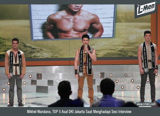 Mikhel Wandana, TOP 5 Asal DKI Jakarta Saat Menghadapi Sesi Interview