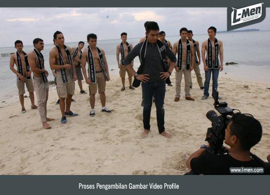 Proses Pengambilan Gambar Video Profile