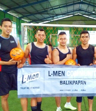 balikpapan guys The latest tweets from l-men balikpapan (@lmenbalikpapan) here we are, the healthy lifestyle community in balikpapan, spread healthy lifestyle everywhere, inspiring you.