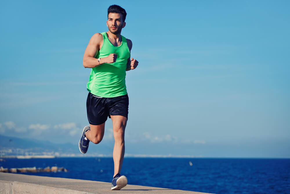 Hasil gambar untuk gambar orang berlari